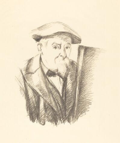 Paul Cézanne, 'Self-Portrait', 1898