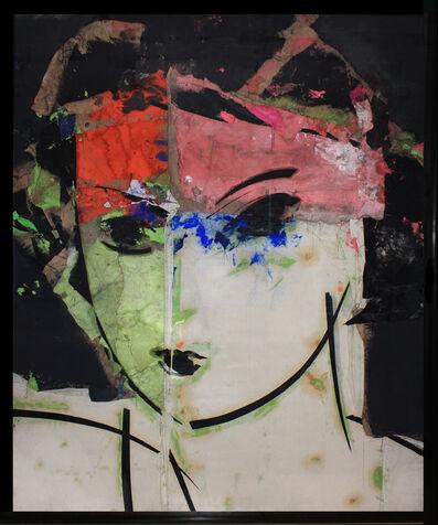 Manolo Valdés, 'Constance Sobre Fondo Oscuro', 2010
