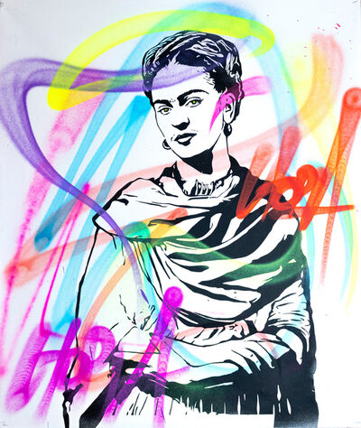 Utopia, 'Frida Kahlo in Colours', 2021