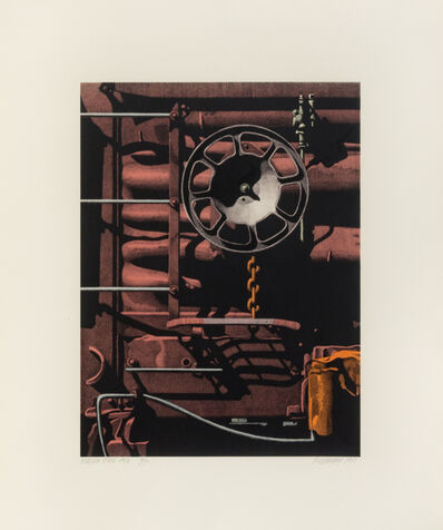 Robert Cottingham, 'Rolling Stock #42', 1993