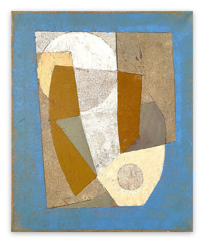 Jeremy Annear, 'Ideas Series (Eclipse III) (Abstract painting)', 2020