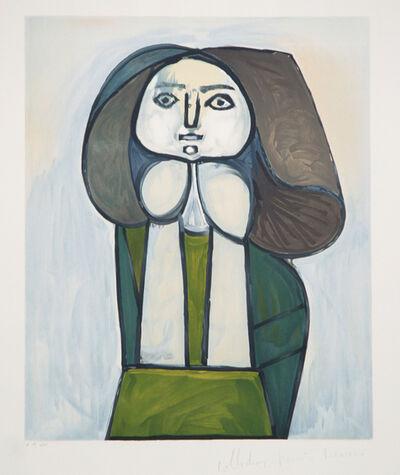 Pablo Picasso, 'Portrait de Femme à la Robe Verte, 1946', 1979-1982