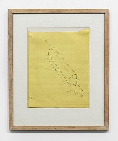Fred Sandback, 'Untitled 2'
