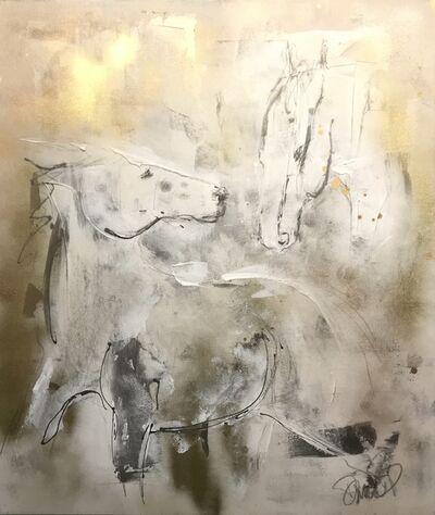 Donna Bernstein, 'Eohippus (Ancient Heard)', ca. 2016