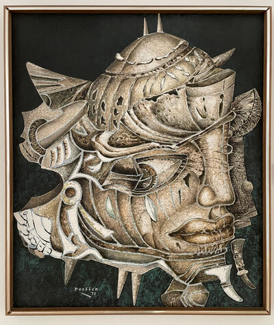Alexis Preller, 'Archangel', 1975