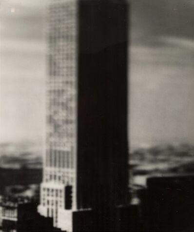 Tom Baril, 'Chanin Building', 1989