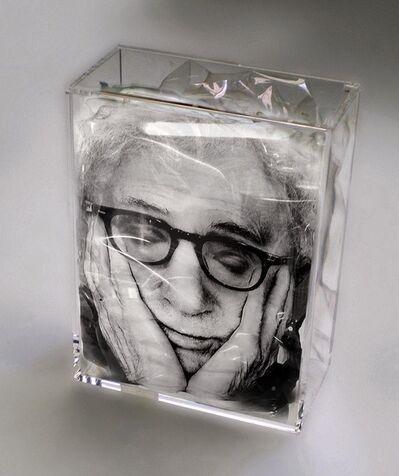Yves Hayat, 'Icon, Woody Allen', 2019