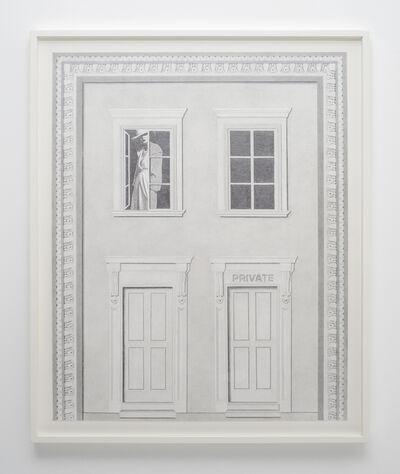 Milano Chow, 'Exterior (Figure 3)', 2016