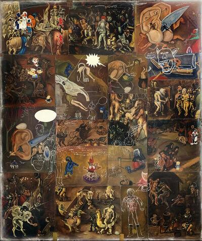 Armando Romero, 'Las Tentaciones de San Antonio X', 2018