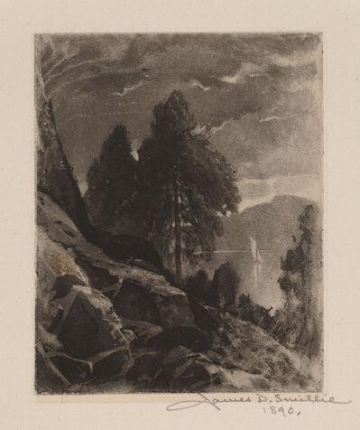 James David Smillie, 'Untitled (Experimental Plate - Aquatint)', 1890