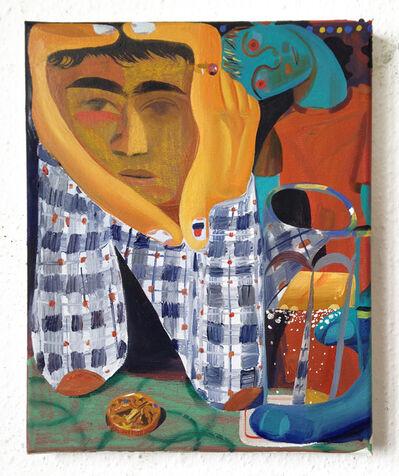 Louis Fratino, 'Zauberinsel', 2016