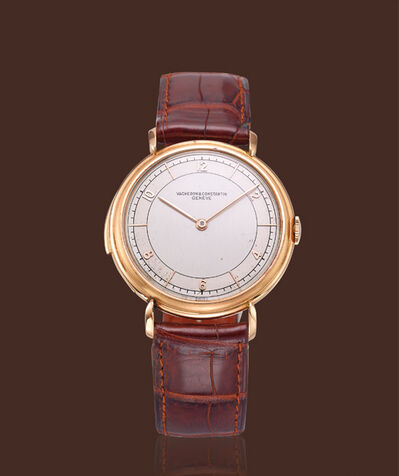 Vacheron & Constantin, 'Pink gold wristwatch'