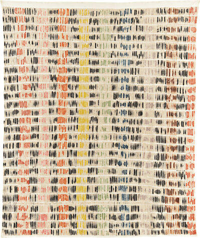 Polly Apfelbaum, 'Rubbing Colours', 1995