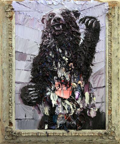 Nigel Mullins, 'Marilyn Monroe Devoured by a Bear, 1953', 2018
