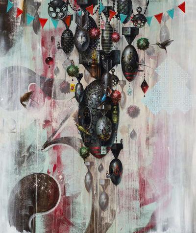 Johnny Rodriguez (KMNDZ), 'Atomic Love', 2019
