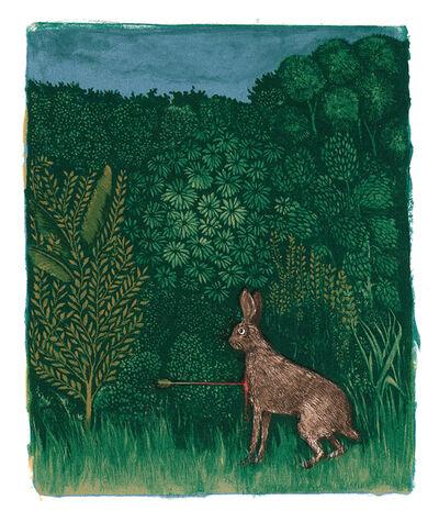Ana Maria Pacheco, 'A Modern Bestiary - Hare', 2004