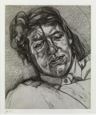 Lucian Freud, 'Bella ', 1987