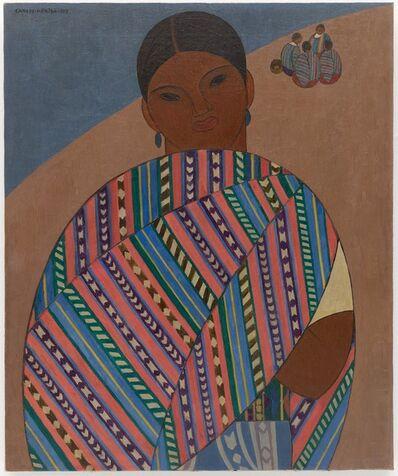 Carlos Merida, 'Study in Curves', 1925