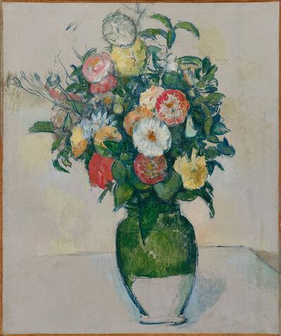 Paul Cézanne, 'Fleurs dans un pot d'olives', 1980-1982