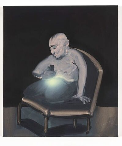 Tala Madani, 'Searchlight', 2013