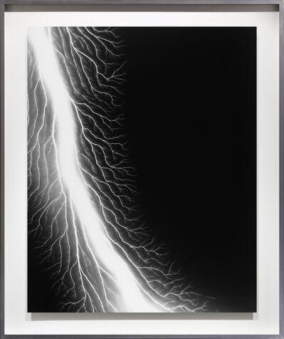 Hiroshi Sugimoto, 'Lightning Fields 345', 2014