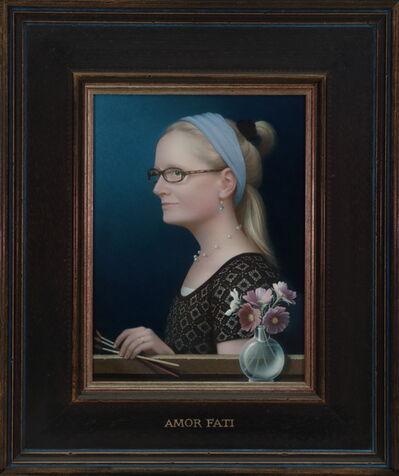 Koo Schadler, 'Self Portrait Amor Fati', 2016