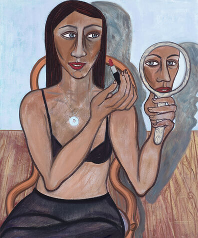 Eileen Cooper, 'Lipstick', 2019