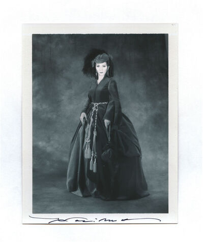 Yasumasa Morimura, 'Vivien Leigh, Gone With The Wind', 1995