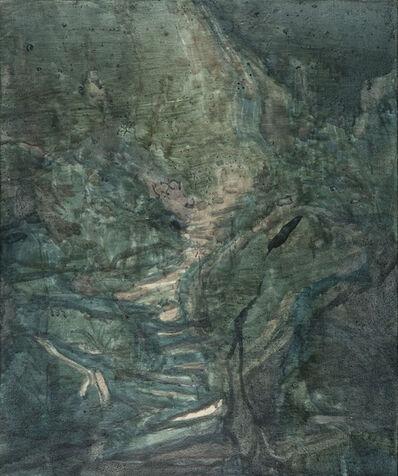 Wang Yabin, 'To the Luo Tai Stream in Summer (1)  ', 2014