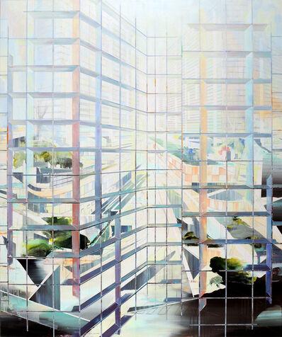 Driss Ouadahi, 'Reconstruction', 2017