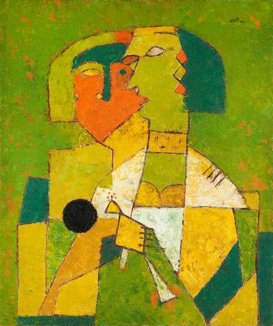 V. S. Gaitonde, 'Untitled', 1955