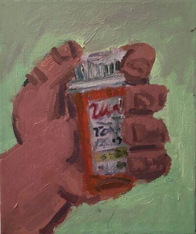 Todd Bienvenu, 'Pills', 2018