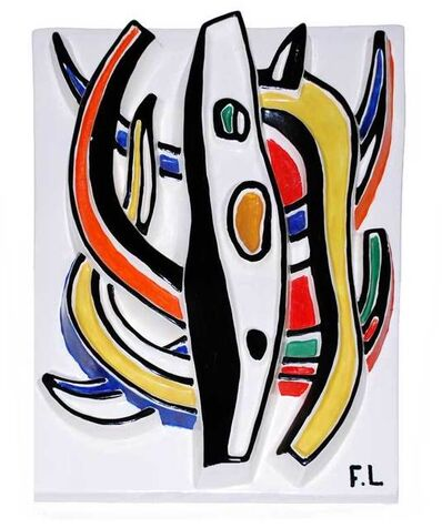Fernand Léger, 'Abstract Composition', 1953