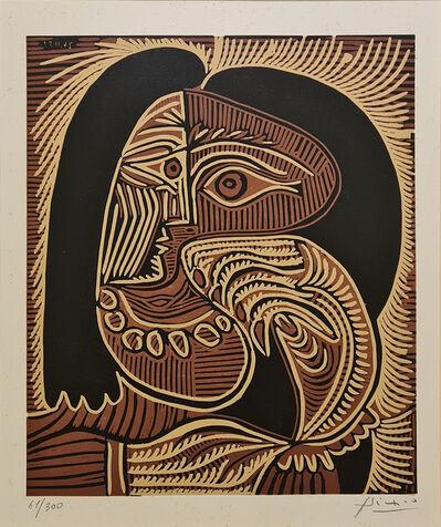Pablo Picasso, 'Femme Au Collier', 1959