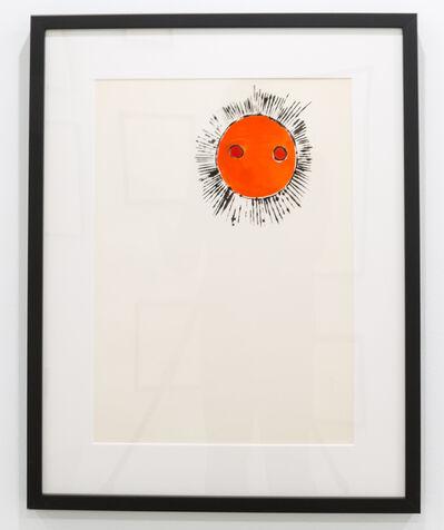 Andy Warhol, 'Sun', ca. 1956