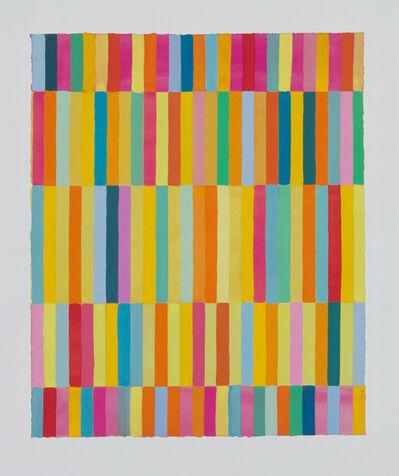 Ronnie Hughes, 'Vibrato 6', 2018