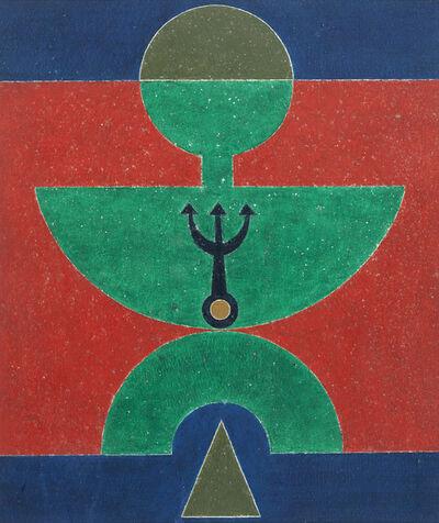 Rubem Valentim, 'Untitled', déc. 1960