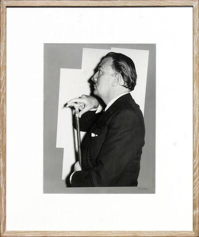 André Villers, 'Salvador Dali', 1966