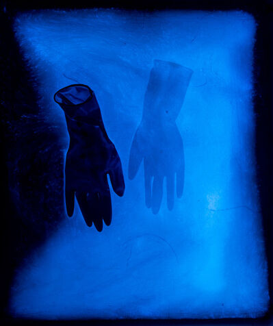 Alivia Magaña, 'Gloves IV', 2018