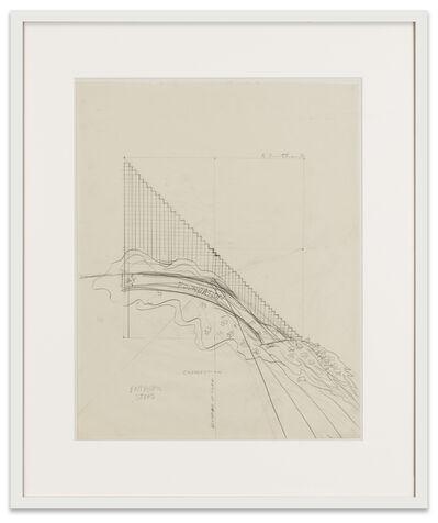 Robert Smithson, 'Entropic Steps', 1970