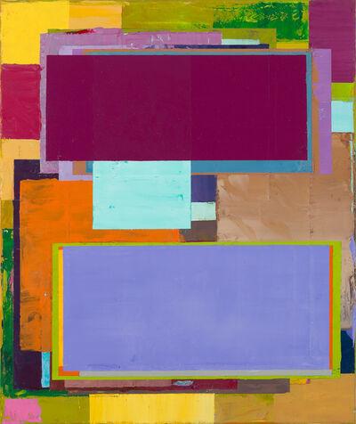 Benjamin Appel, 'Den Tisch in die Ecke stellen 22', 2016