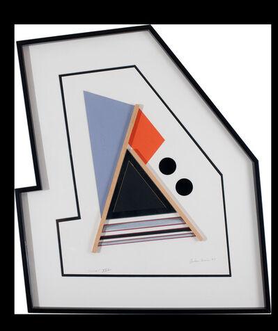 Carmelo Arden Quin, 'Miroir XXV', 1988