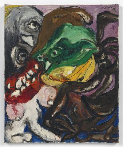 Jacqueline de Jong, 'Un tout petit suicide', 1965