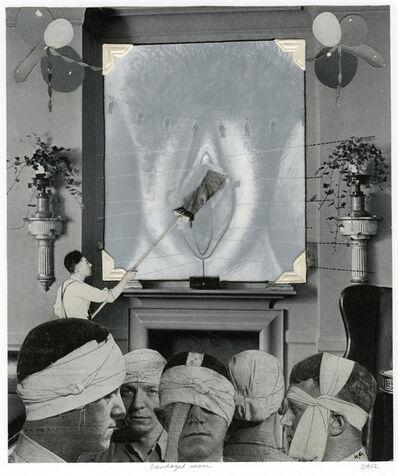 Ken Graves, 'bandaged men', 2006