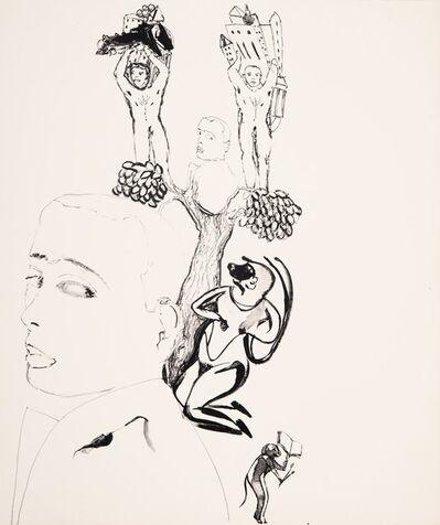 Francesco Clemente, 'Untitled', n.d.