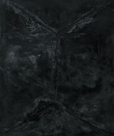 Antoni Tàpies, 'Relleu negre per a Documenta (Black Relief for the Documenta)', 1964