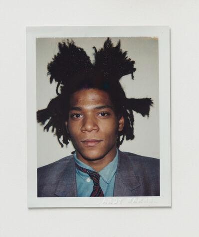 Andy Warhol, 'Jean-Michel Basquiat', 1982