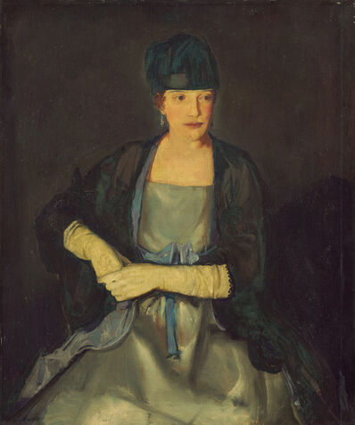 George Wesley Bellows, 'Maud Dale', 1919