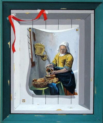 Jan van den Brink, 'Ode to Johannes Vermeer', ca. 2011