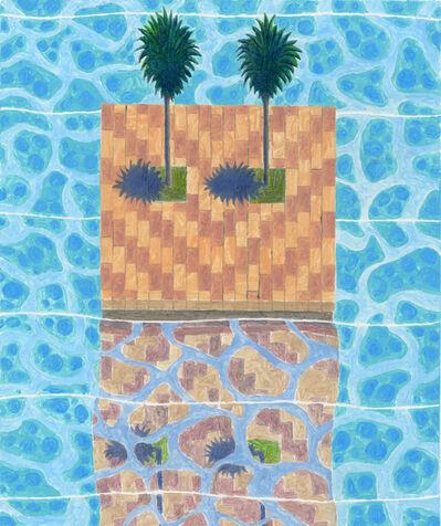 Kristian Krokfors, 'Pool 5', 2018
